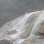 Водопад, стоять под ним - удовольствие